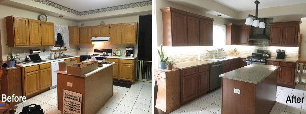Spotlight Kitchens of August – Cabinet Refacing